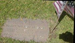 Harry Wilson Hudson