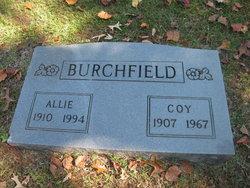 Coy Burchfield