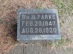 William Marion Parks