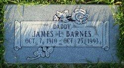 """James L """"Jim"""" Barnes"""