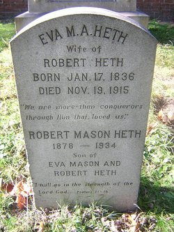 Robert Mason Heth