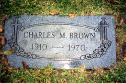 Charles Marvin Brown