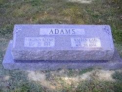 Virginia <I>Bryan</I> Adams