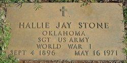 Hallie Jay Stone