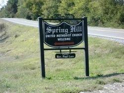 Spring Hill United Methodist Cemetery
