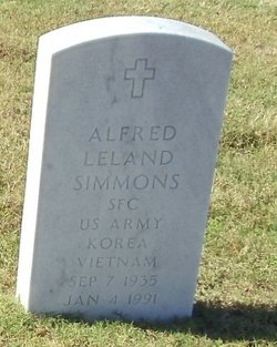 Alfred Leland Simmons
