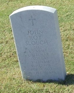 John Roy Slough