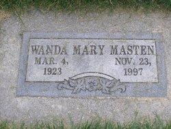 Wanda Mary <I>Carnahan</I> Masten