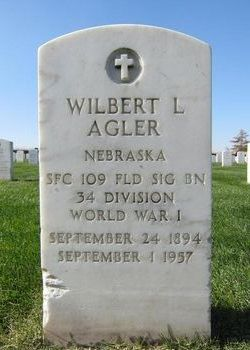 Wilbert L Agler