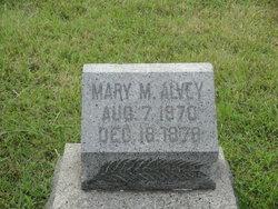 Mary M Alvey