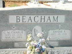 C.M. Charlie Beacham