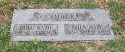 Erma Marie Lambers