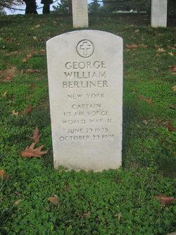 CPT George William Berliner