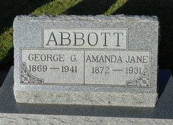 Amanda Jane Abbott