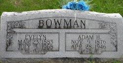 Adam Henry Bowman