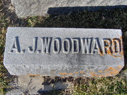 Adolphus James Woodward
