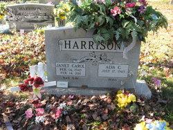 Janet Carol Harrison (1949-2011) - Find A Grave Memorial