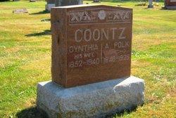 Anthony Polk Coontz