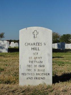 Charles V Hill