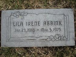 Lila Irene Abbink