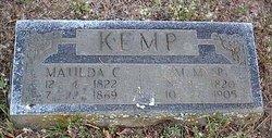 Meridith Marion Kemp, Sr