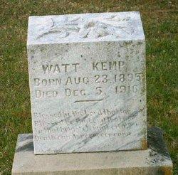 Watt Kemp
