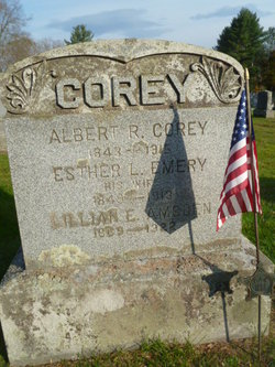 Albert R Corey
