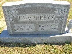 Edna A. <I>Stockard</I> Humphreys