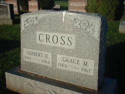 Grace Martha <I>Cox</I> Cross