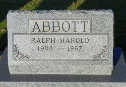 Ralph Harold Abbott