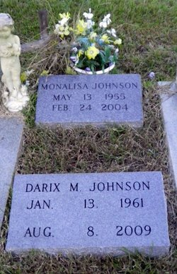 Monalisa <I>Johnson</I> Evans
