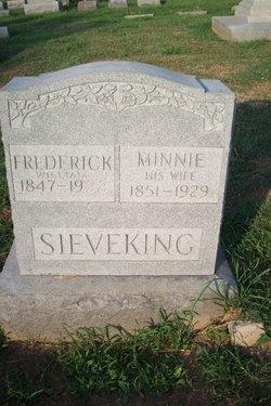 Frederick William Sieveking