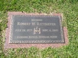 Rev Robert William Rittmeyer