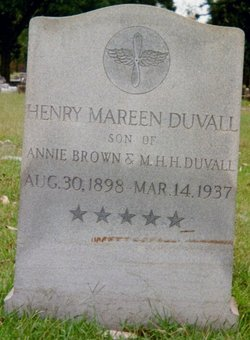 Henry Mareen Duvall