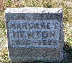 Margaret Maria <I>Smith</I> Newton