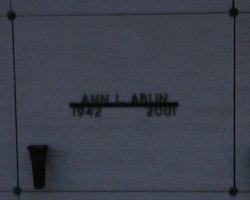 Ann L <I>Odegard</I> Ablin