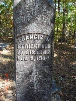Francis Diana Strickland