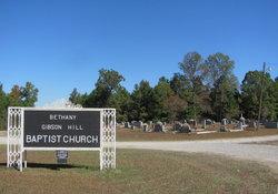Gibson Hill Cemetery