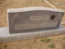 Jim Ellen <I>Wells</I> Adams