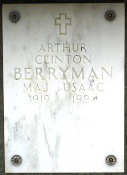 Arthur Clinton Berryman