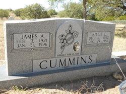 Billie Louise <I>Edmondson</I> Cummins