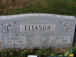 Clarence E. Eliason