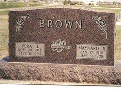 Maynard R. Brown