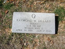 Raymond W. Dillard