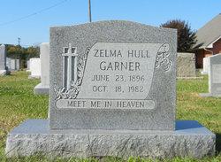 Zelma <I>Hull</I> Garner