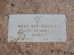 Billy Roy Daniel