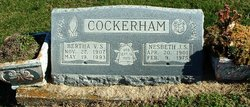 Bertha V. S. <I>Lamar</I> Cockerham