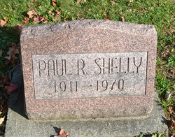 Dr Paul R Shelly