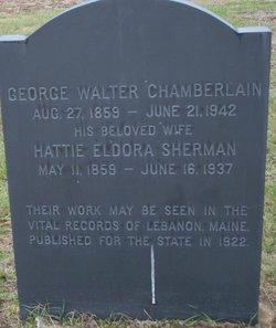 George Walter Chamberlain