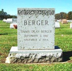 Timmy Dean Berger